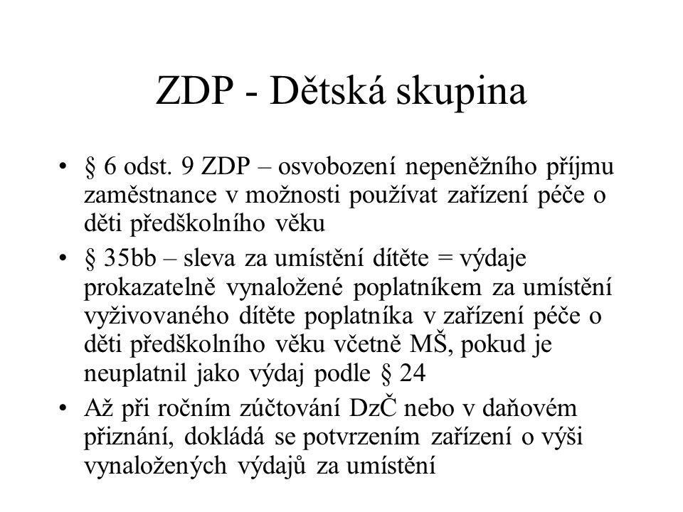 DPH Od 1.10. 2014 – dle zákona č. 196/2014 Sb.