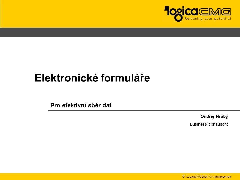 © LogicaCMG 2006.