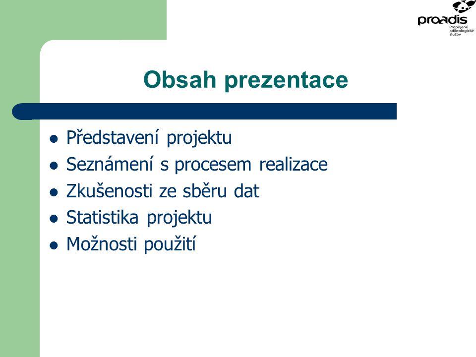 Výstupy projektu – možnosti spolupráce ViP a lékáren Ochota ke spolupráci na straně lékáren výzkum 67%, letáky 53%, balíčky 55%, sběr použitých stříkaček 35 % .