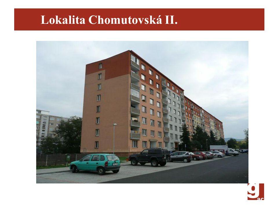 Lokalita Chomutovská II.