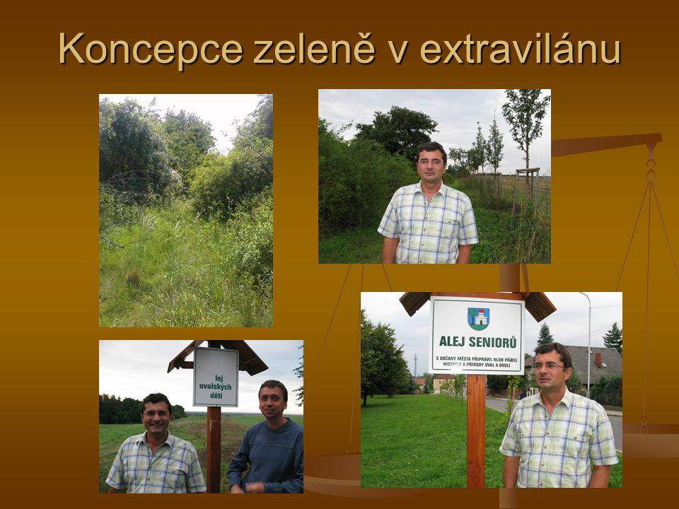 Koncepce zeleně v extravilánu