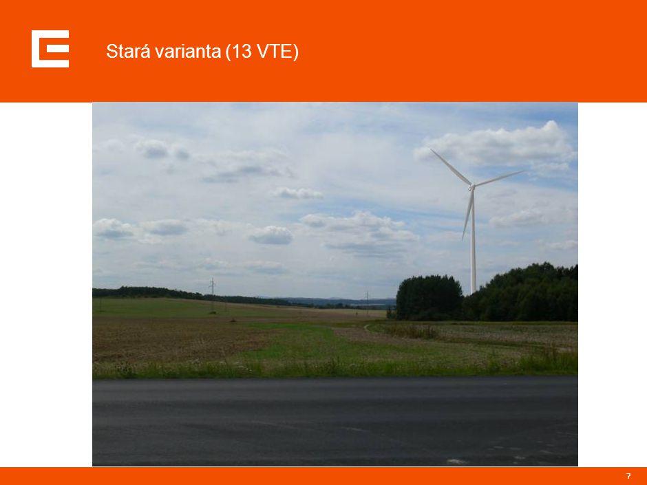 8 Nová varianta (7 - 10 VTE)