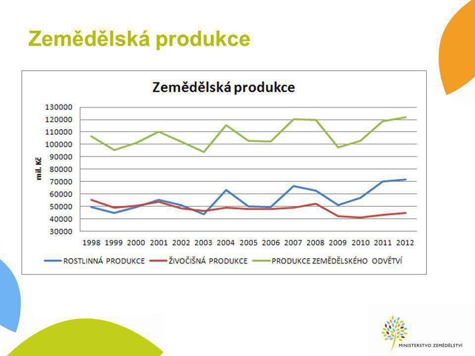 Zemědělská produkce