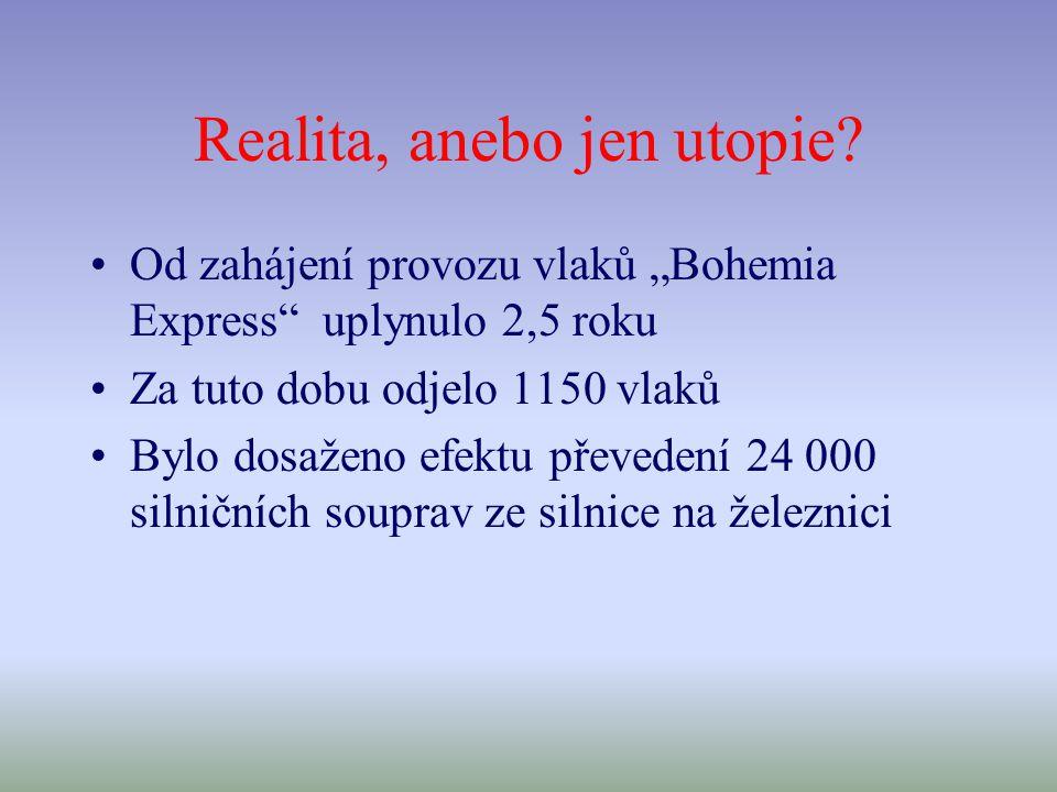 Realita, anebo jen utopie.