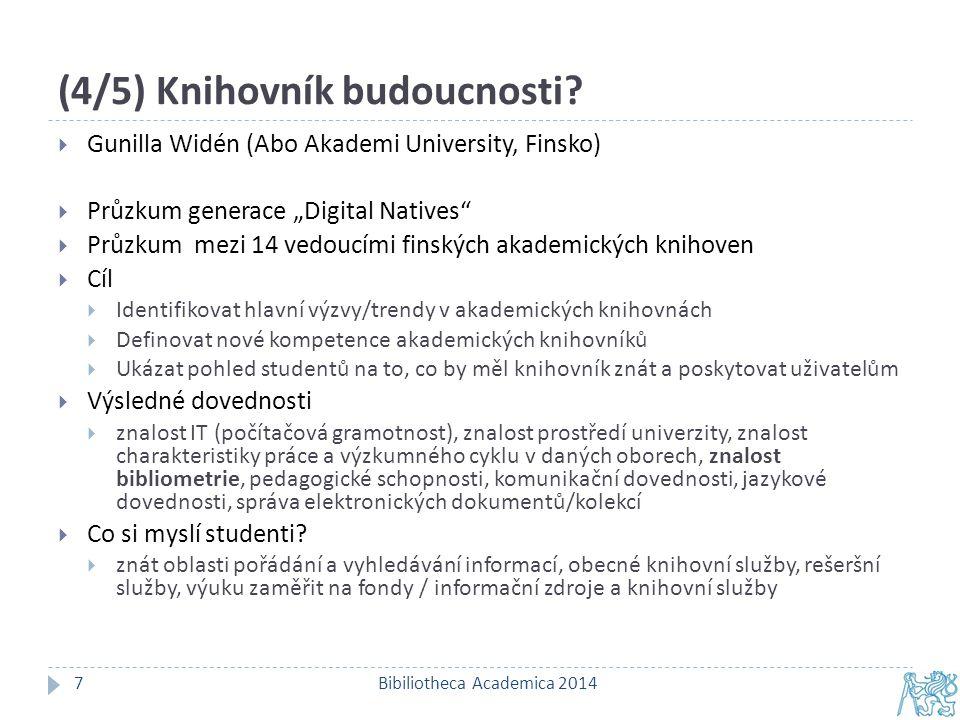 (5/5) Altmetrics.Bibiliotheca Academica 20148  Dr.