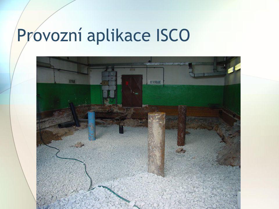 Provozní aplikace ISCO