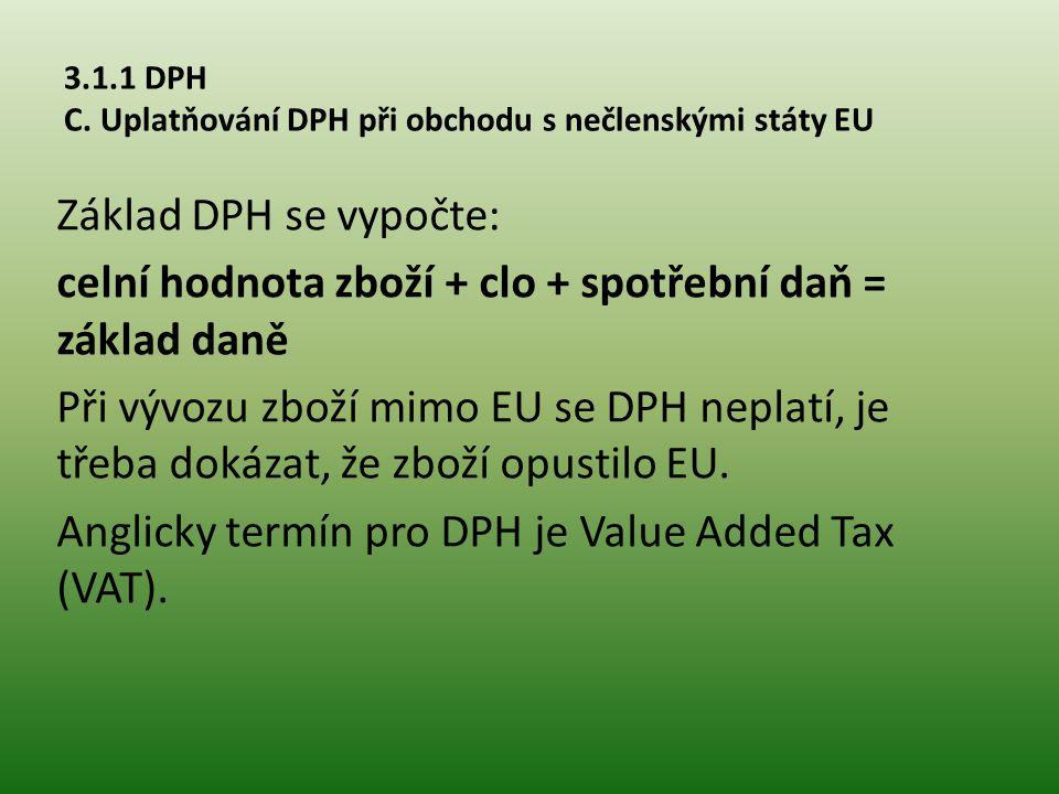3.1.1 DPH C.