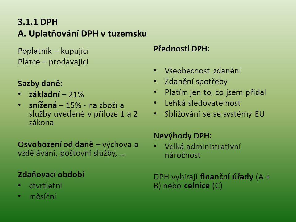 3.1.1 DPH A.