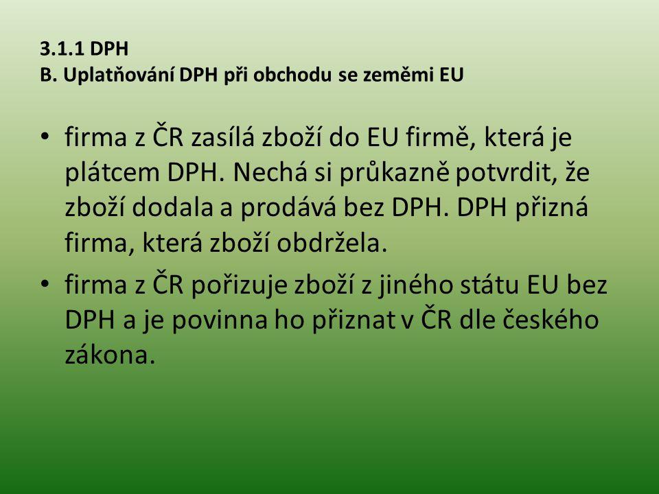 3.1.1 DPH B.