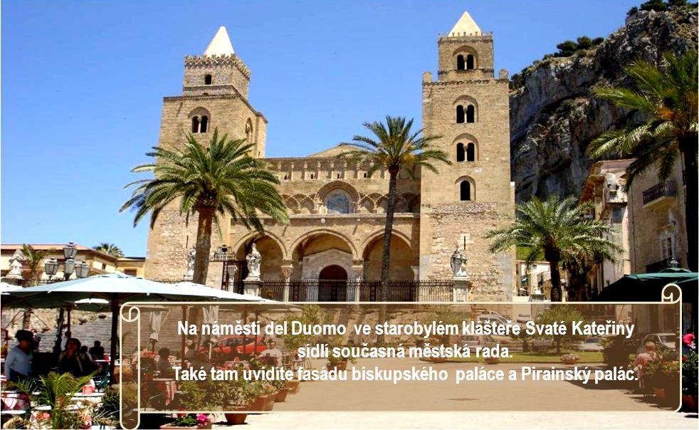 Cefalu - navzdory své velikosti (tedy spíš maličkosti) je jedním z nejvíce navštěvovaných míst turisty i cestovateli, kteří jedou na dovolenou na Sicí