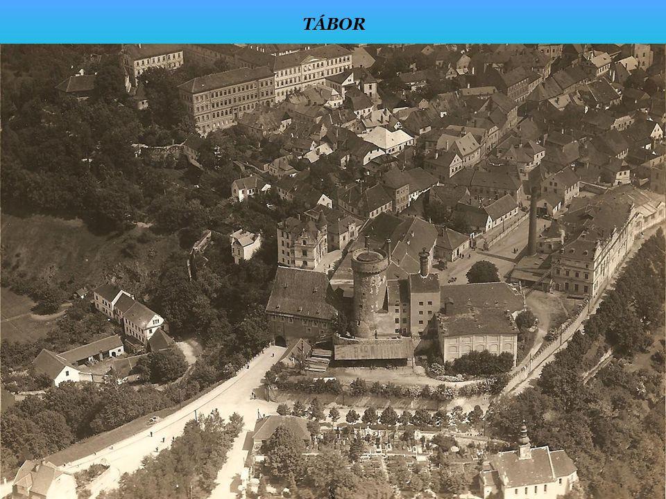 LETECKÉ FOTO ČESKO POŘÍZENO KOLEM ROKU 1922