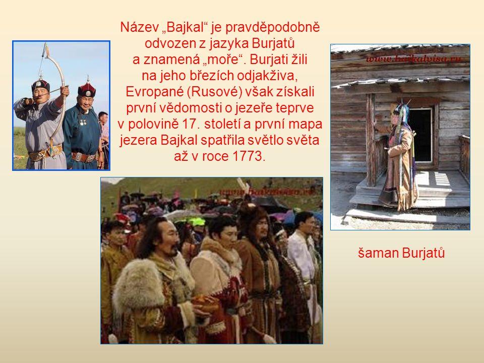 Vítejte na Bajkale.