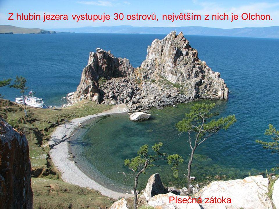 Dnes způsobuje všechno, co je spojené s jezerem, obrovský zájem nejen v Rusku, ale i v zahraničí
