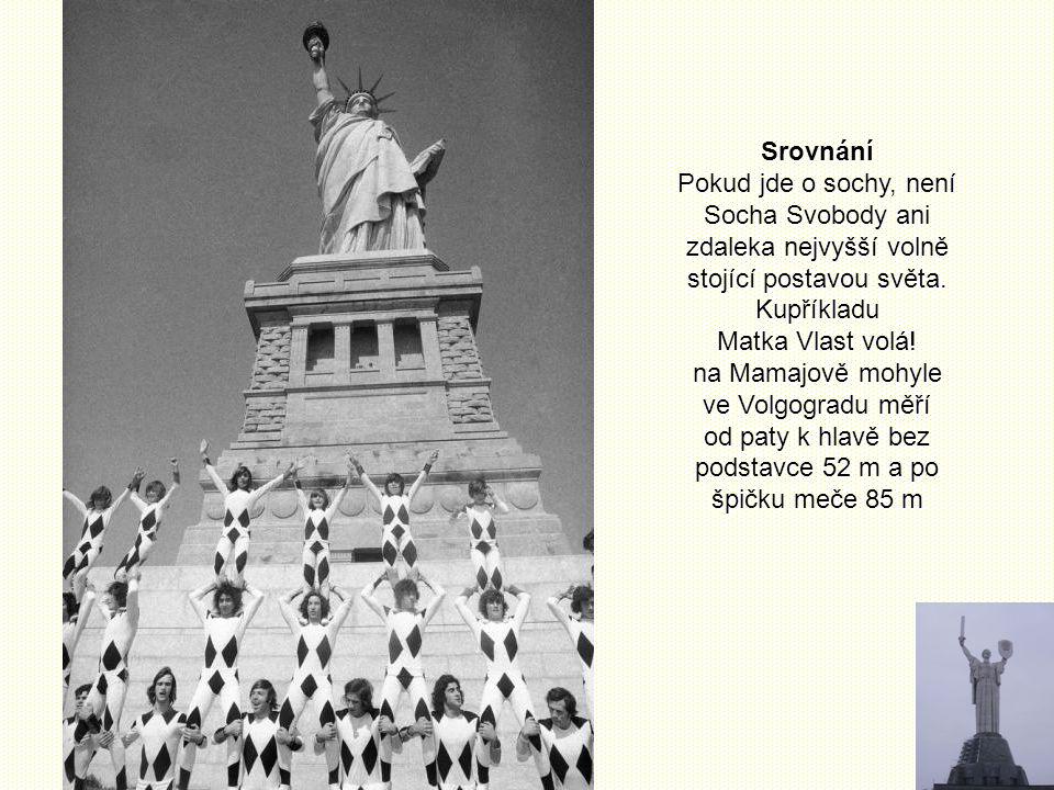I v Evropě máme ale sochu Svobody Pařížská socha Svobody na ostrově Cygnes je zmenšenou kopií Sochy Svobody v New Yorku. Je darem, který věnovali fran