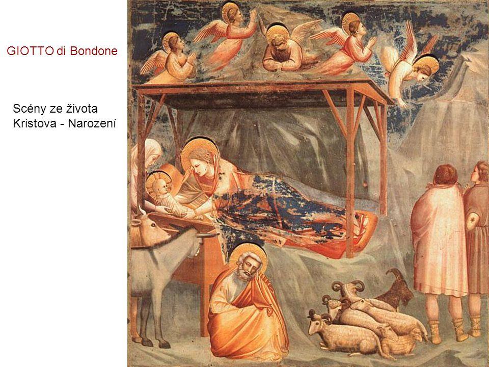 GOTIKA Sestavil: 2012 Historie novodobého malířství začíná v Itálii kolem roku 1300.