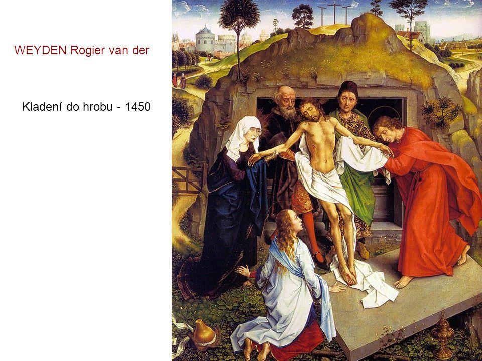 Gentský oltář (otevřený) - 1432 EYCK van Jan