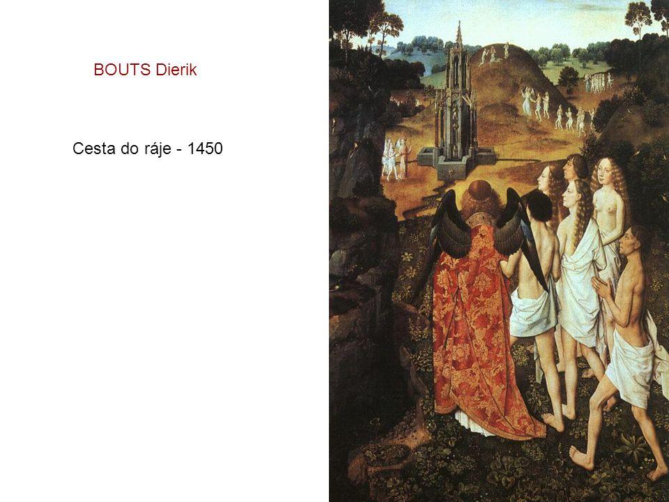 Zvěstování - 1435 WEYDEN Rogier van der