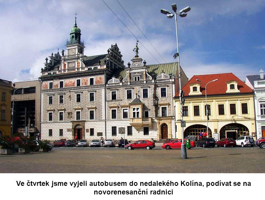 dojeli do Libice, k soutoku Cidliny s Labem.