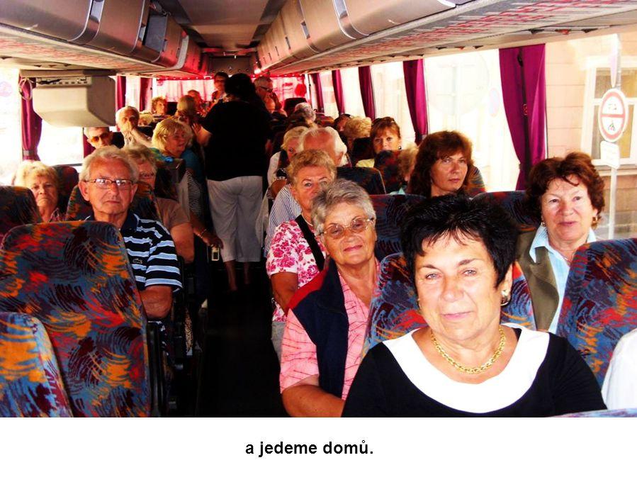 Potom rychle do autobusu