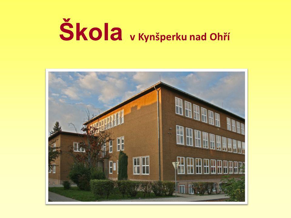 Škola v Kynšperku nad Ohří