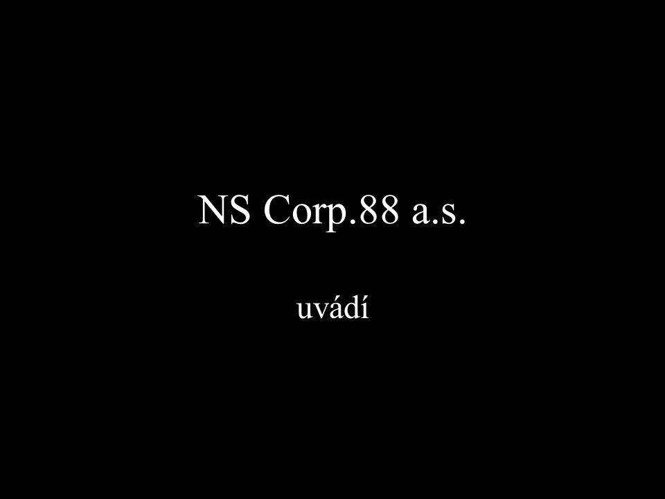 NS Corp.88 a.s. uvádí