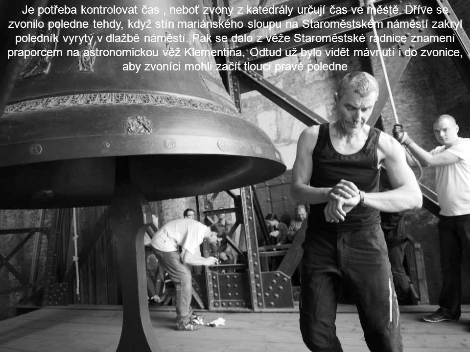 Martin Pauer – to je ten dobrý muž, který Miluju Prahu do zvonice pozval. Tímto mu ještě jednou děkujeme