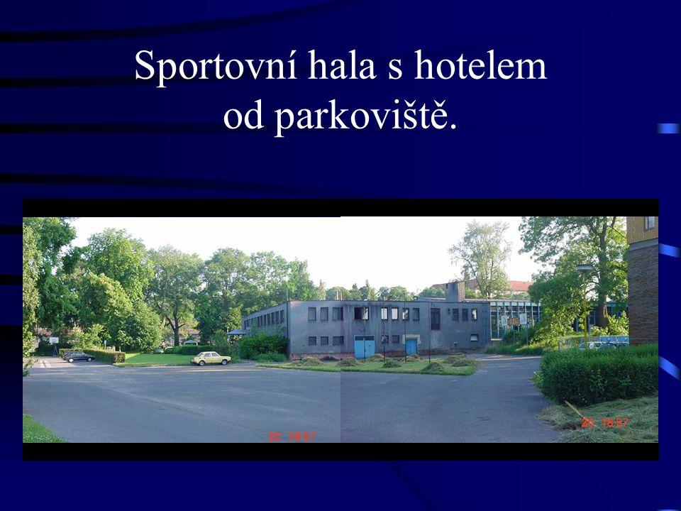 sportareál Stanice ČSD a ČSAD