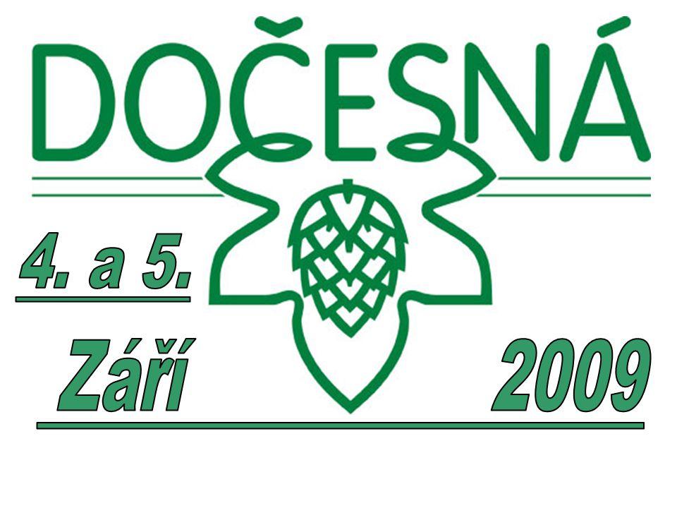 Dočesná v Žatci, slavnost chmele a piva je tradičně vrcholnou akcí královského města, které v roce 2004 oslavilo 1.000 let od svého založení.