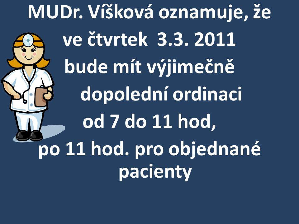 Upozornění Cvičení žen - aerobik v pondělí 31.1.2011 z důvodu nemoci cvičitelky nebude.
