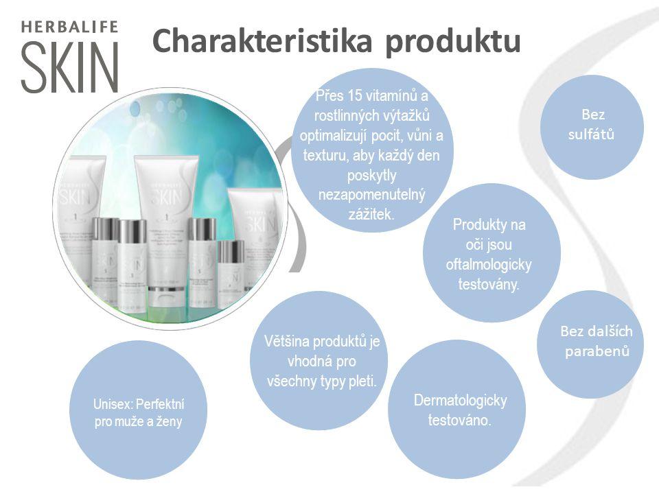 Unisex: Perfektní pro muže a ženy Charakteristika produktu Většina produktů je vhodná pro všechny typy pleti. Dermatologicky testováno. Produkty na oč