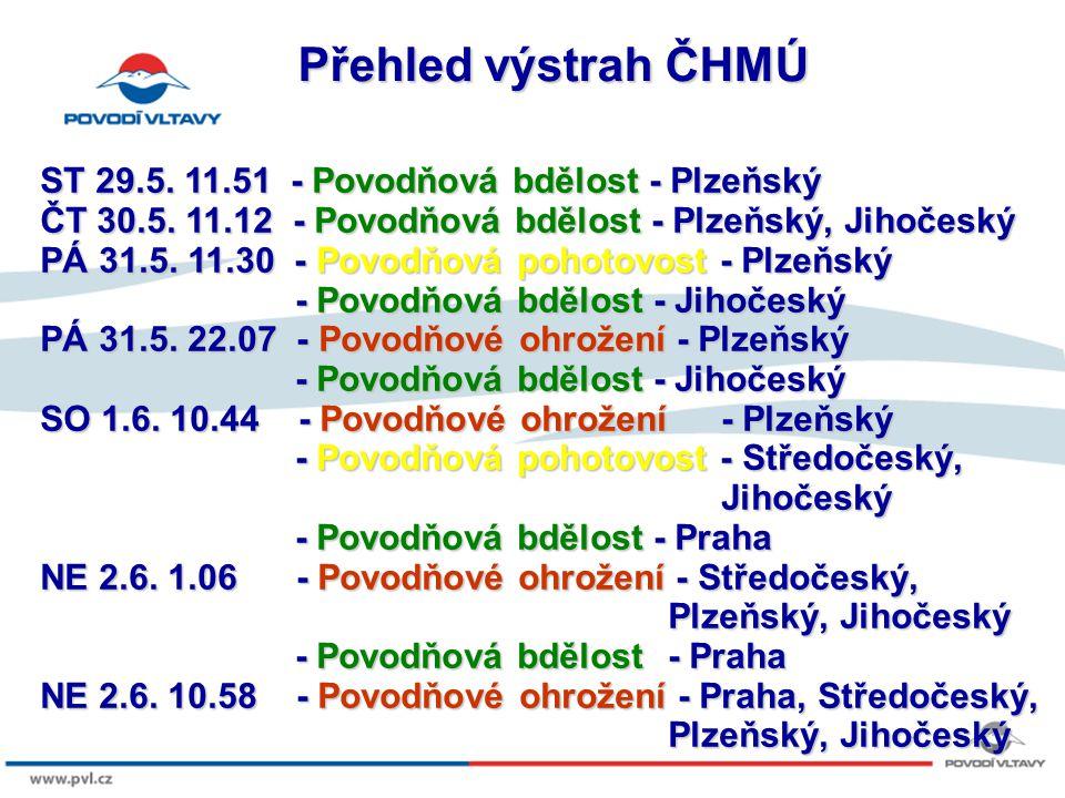 8/9/12 Úhrn srážek na území ČR za období 29.5. až 5.6.2013 – zdroj ČHMÚ