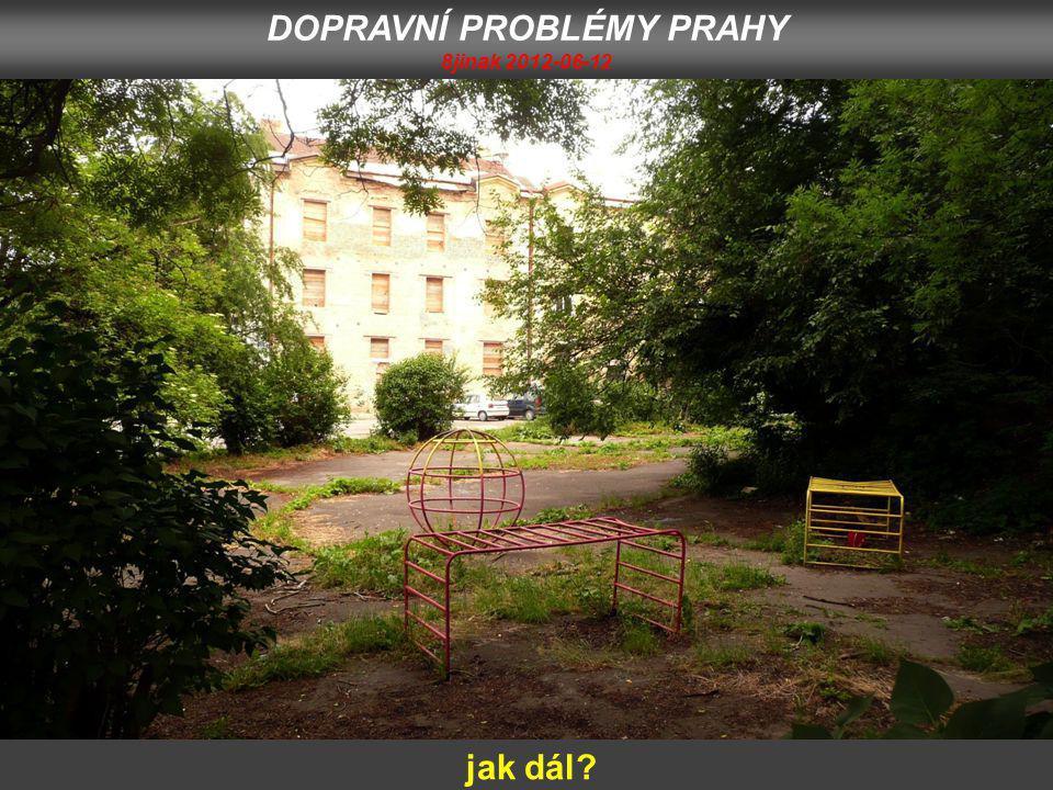 DOPRAVNÍ PROBLÉMY PRAHY 8jinak 2012-06-12 Ročenka TSK 2010