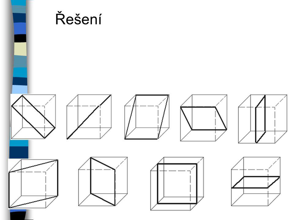Pravidelné antihranoly mají dvě protilehlé stěny (podstavy) tvořené shodnými pravidelnými n–úhelníky a ostatní stěny jsou shodné rovnoramenné trojúhelníky.