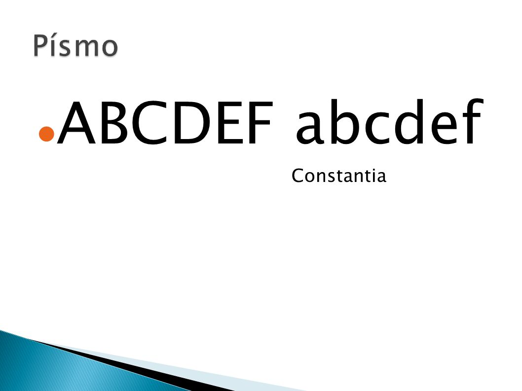 ABCDEF abcdef Constantia