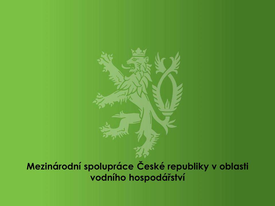Mezinárodní spolupráce České republiky v oblasti vodního hospodářství