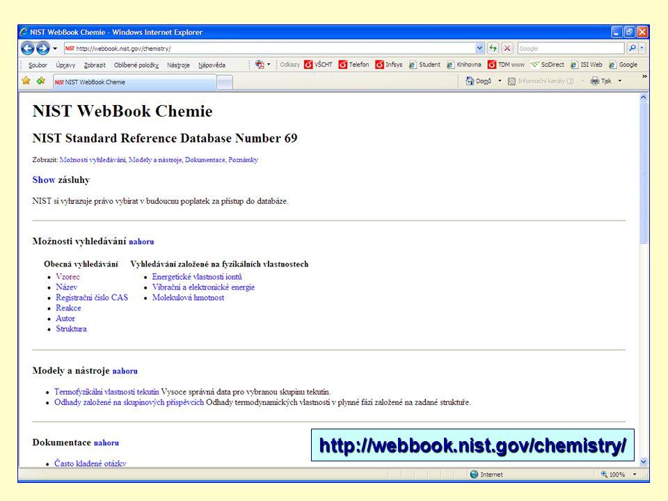 http://webbook.nist.gov/chemistry/