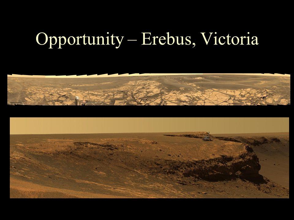 Opportunity – Erebus, Victoria