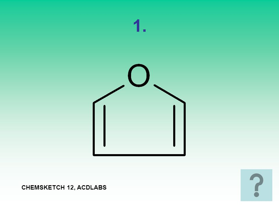 KONTROLA 21.Barbiturová kyselina 31. Dioxan 22. Indol 32.
