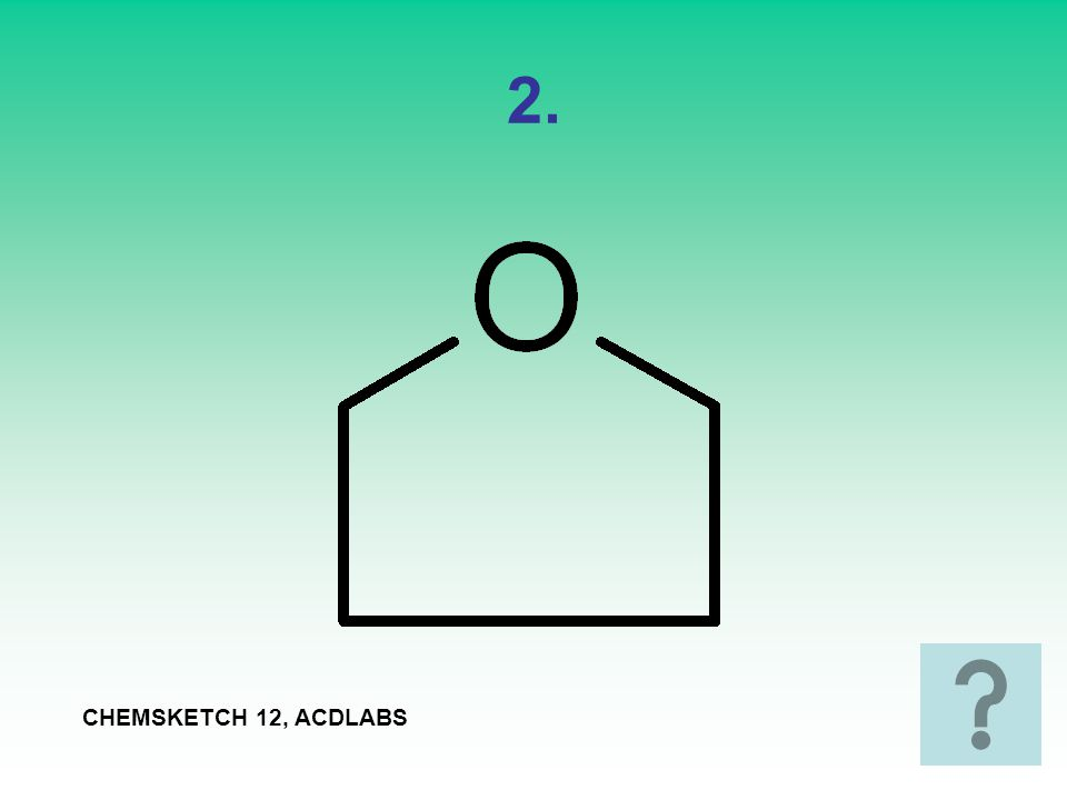 33. CHEMSKETCH 12, ACDLABS