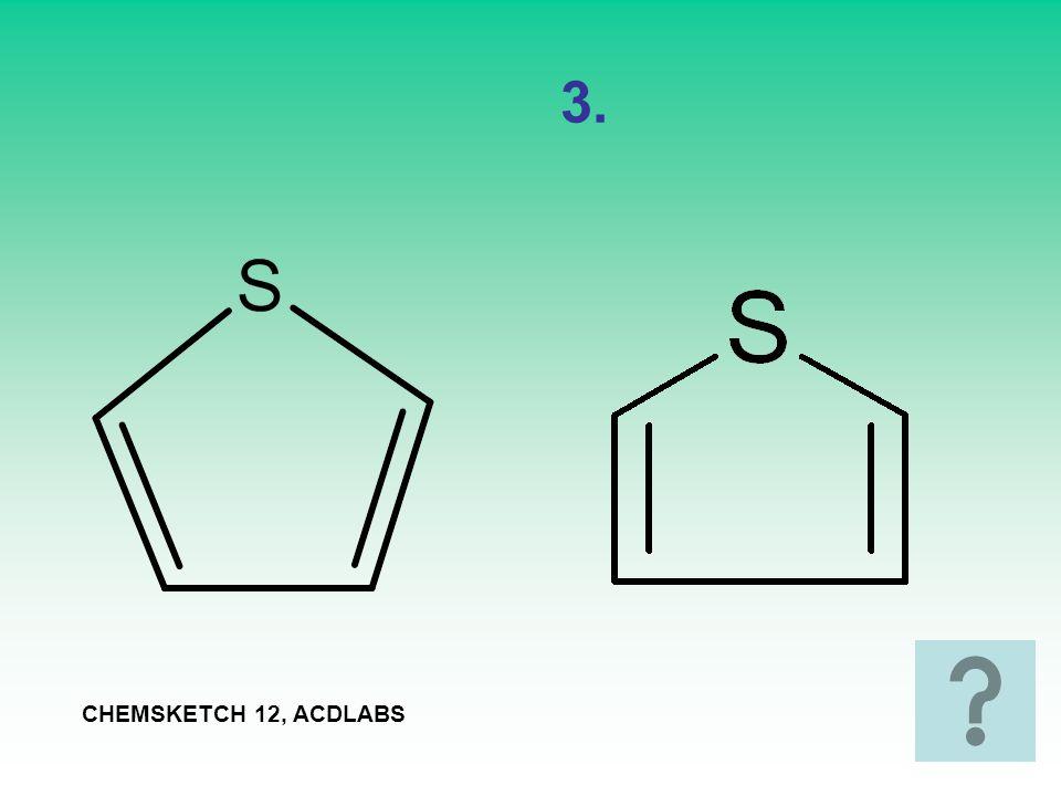 4. CHEMSKETCH 12, ACDLABS