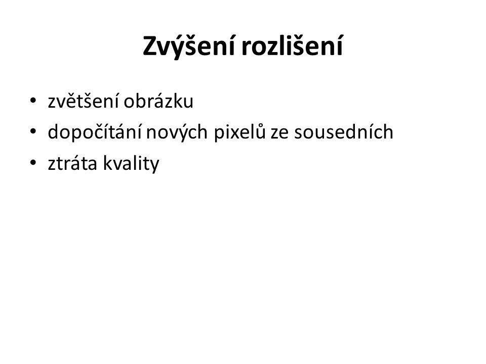 Postup [1]