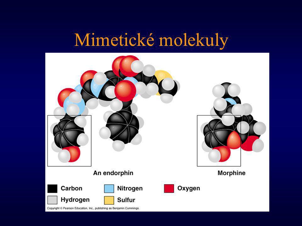 Mimetické molekuly