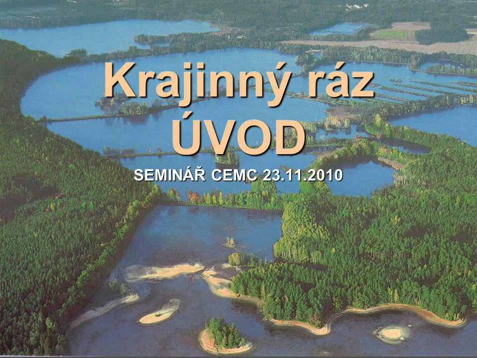 Možnosti uplatňování ochrany krajinného rázu dle § 12 zák.č.