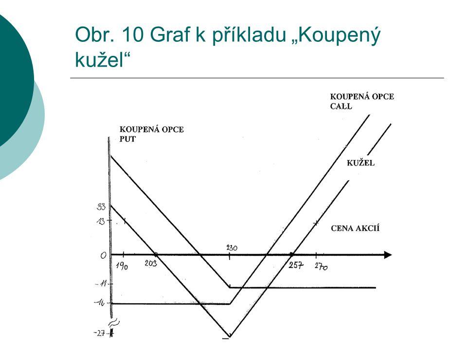 """Obr. 10 Graf k příkladu """"Koupený kužel"""""""