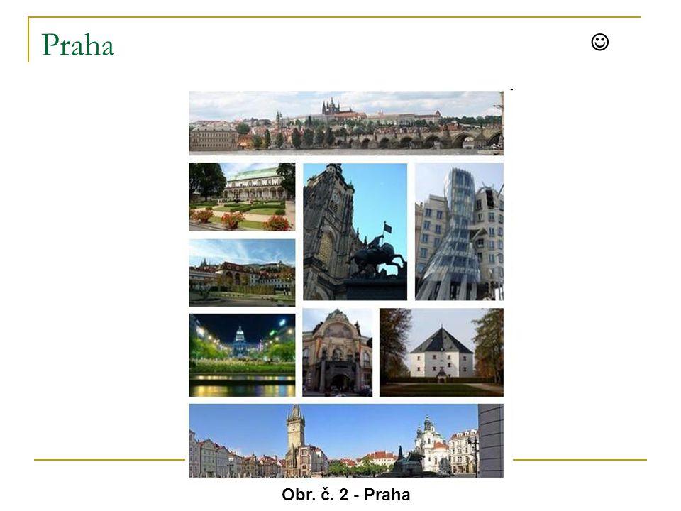 Praha Obr. č. 2 - Praha