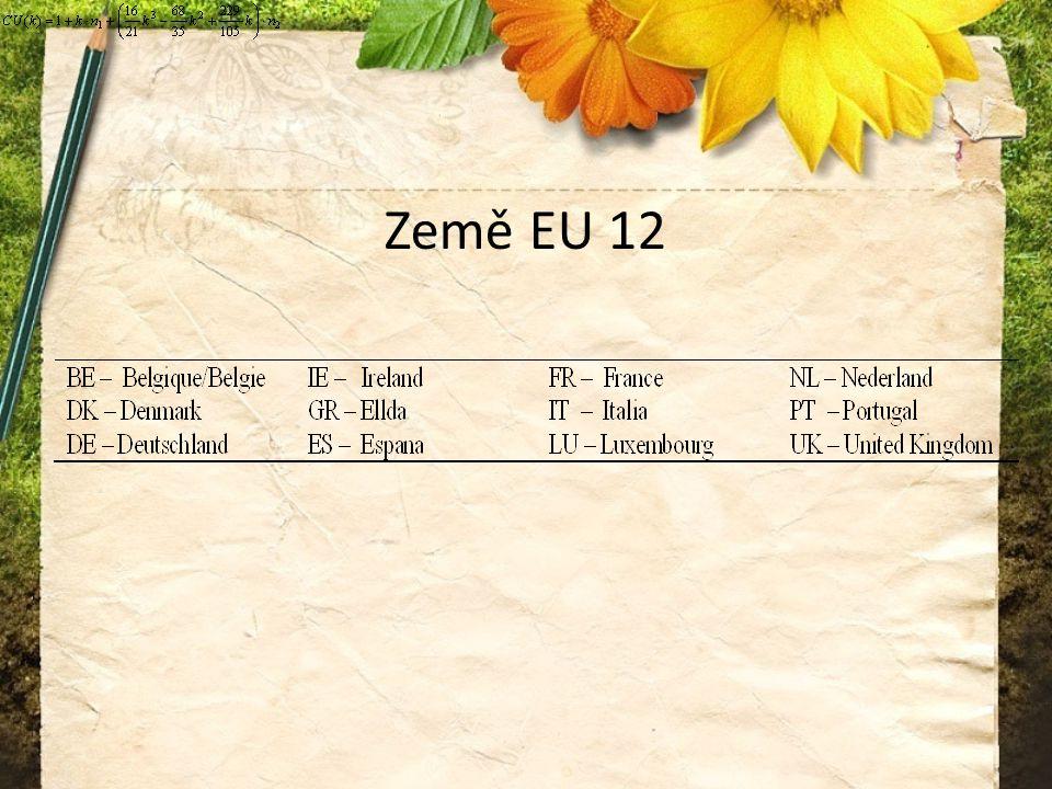 Země EU 12