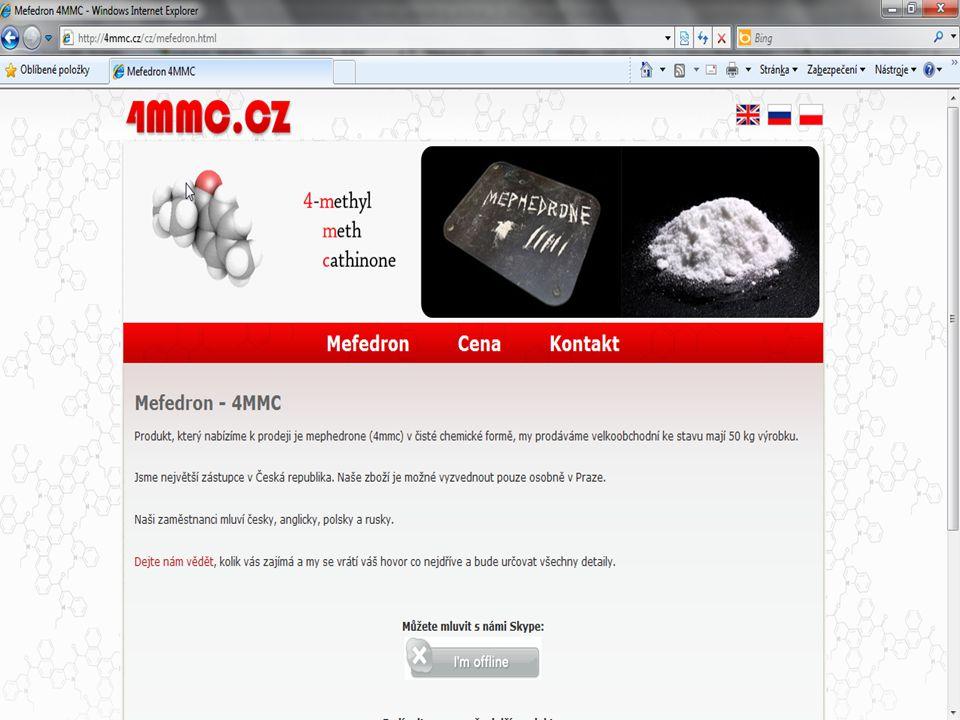 5) Ukázky z praxe 4/12/2008 4mmc.cz - Mefedron