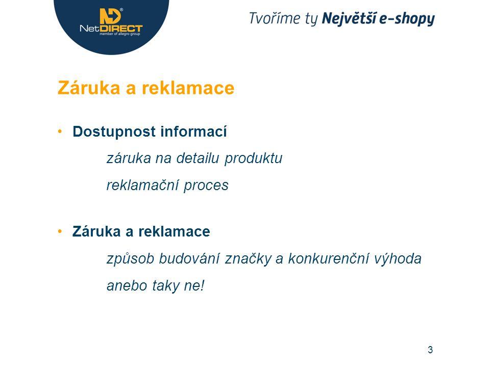 FAQ, fórum, e-mail, kontaktní formulář, live chat, telefon Rozsah a zobrazení na e-shopu Zákaznický servis 24