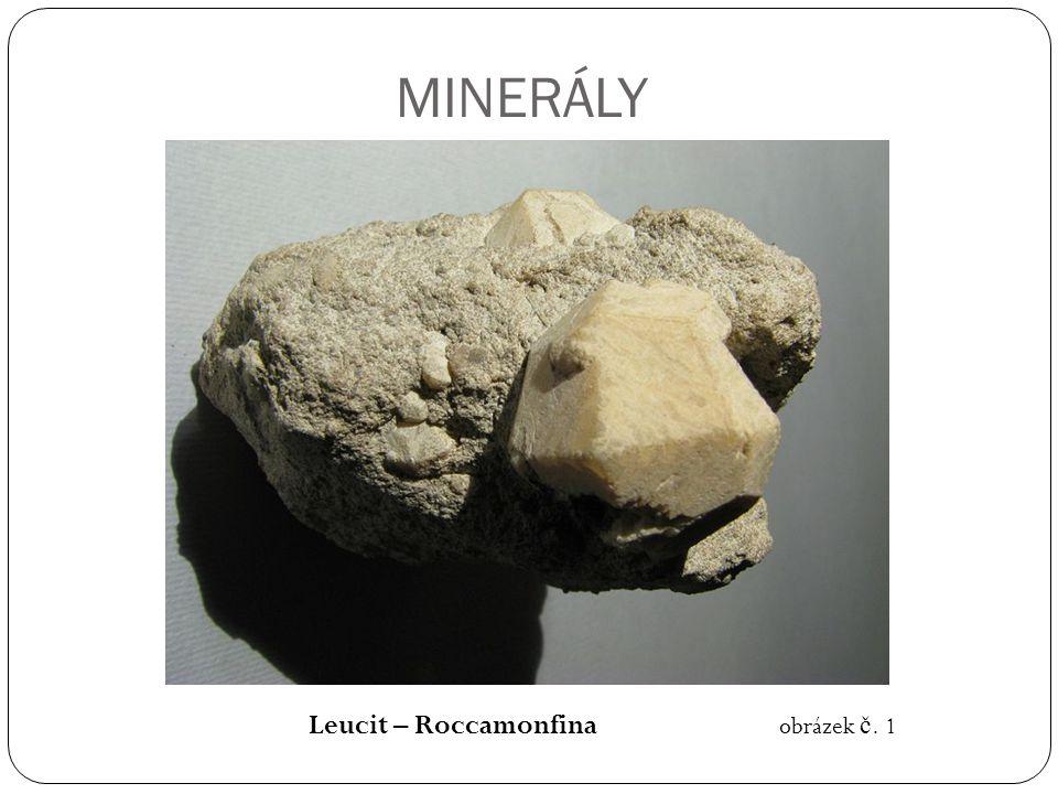 Vlastnosti krystalů – minerálů Chemické vlastnosti Minerály se skládají z malých částic - atomů iontů a molekul.
