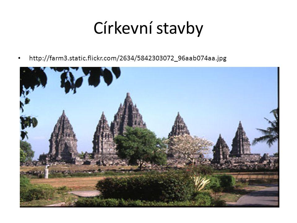 Církevní stavby http://farm3.static.flickr.com/2634/5842303072_96aab074aa.jpg